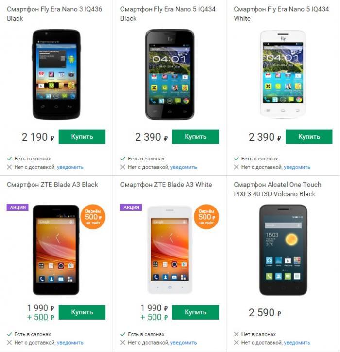 Купить через интернет дешево