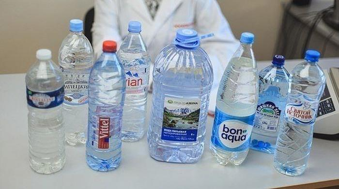 Столовая минеральная вода